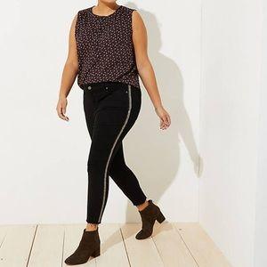 Loft size 26 Modern Skinny Jeans